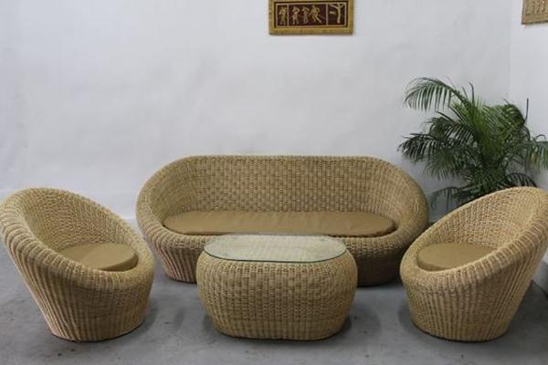 Modern Cane Furniture In Ahmedabad